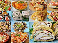 Stuzzichini sfiziosi con pasta sfoglia veloce, prosciutto e philadelphia, ricotta, ricetta facile, idea antipasto, feste di compleanno, buffet, finger food salati,