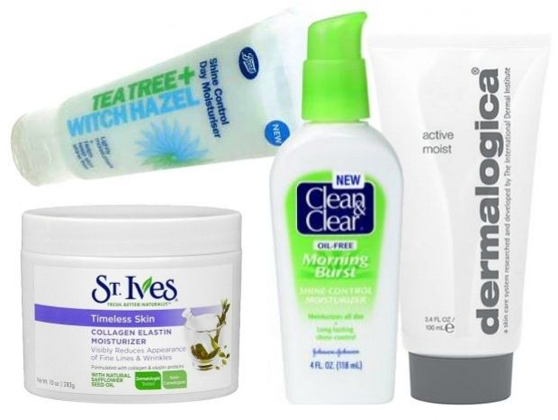 10 Best Moisturizers for Oily Skin