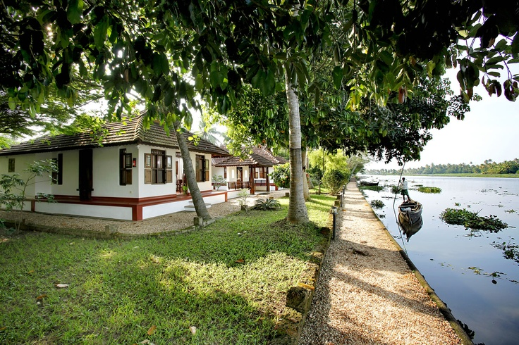 Gets our top rating for South India's Backwaters!