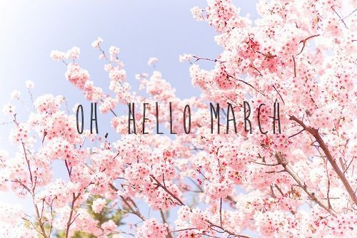 Oh, Hello March
