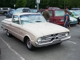 1960 frontenac ford of canada - Google Search