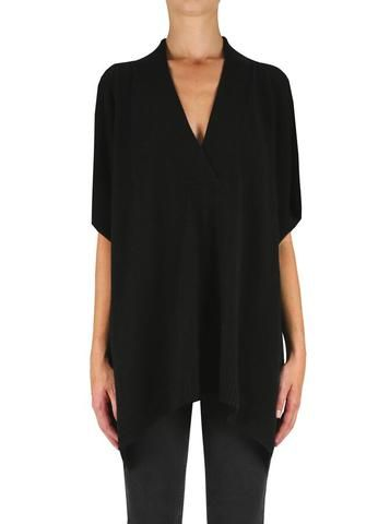 Away She Goes Tunic in Black