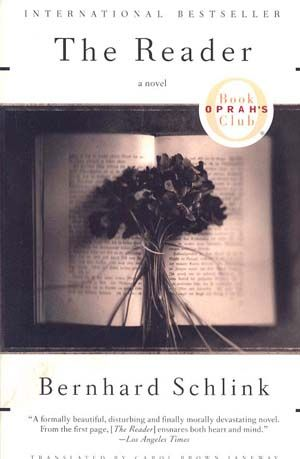 2. The Reader by Bernhard Schlink