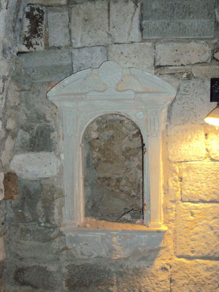 Ex Tabernacolo della Pieve di San Pancrazio
