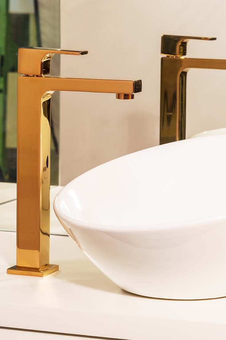 25+ melhores ideias sobre Torneiras Deca no Pinterest  Torneira deca cozinha # Cuba Para Banheiro Na Tend Tudo