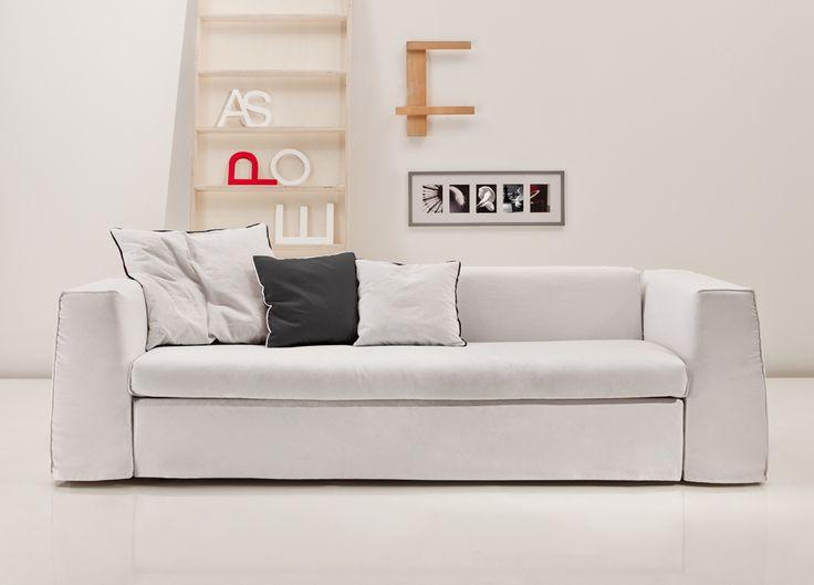 Odpoczynek u George'a! #sofa #george #livingroom #italianstyle #italiandesign #vibieffe