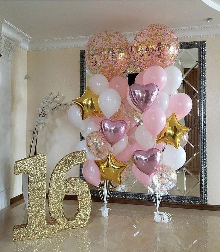 "2,008 Likes, 26 Comments - Rosegold party blogger✨ (@rosegoldideas) on Instagram: ""Globos para cumpleaños @prazdnik_bar_odessa . . . . . #rosegoldideas #likeforfollow…"""
