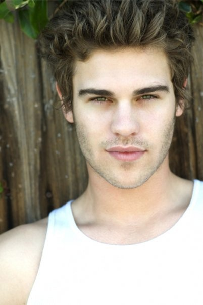 grey damon - chloe king...I guess he's actually rather good-looking, but I'm for Alek all the way