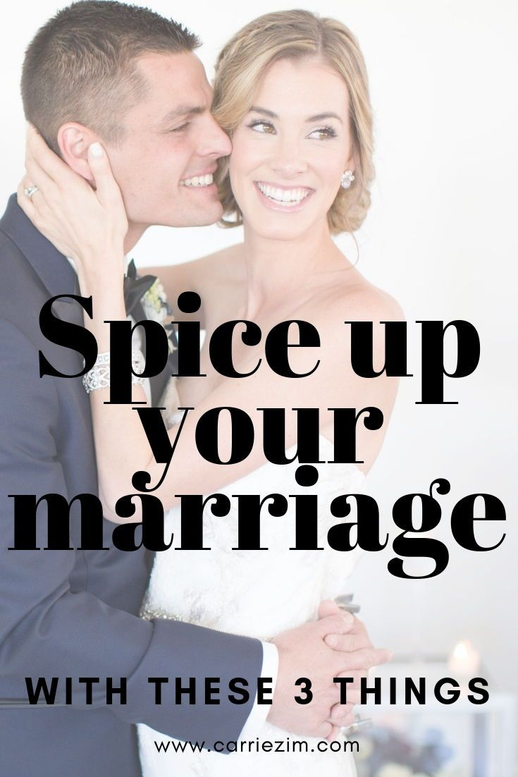 Spice up your life dating