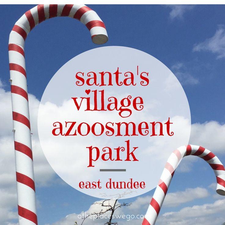 Family Fun Review Santau0027s Village AZoosment Park