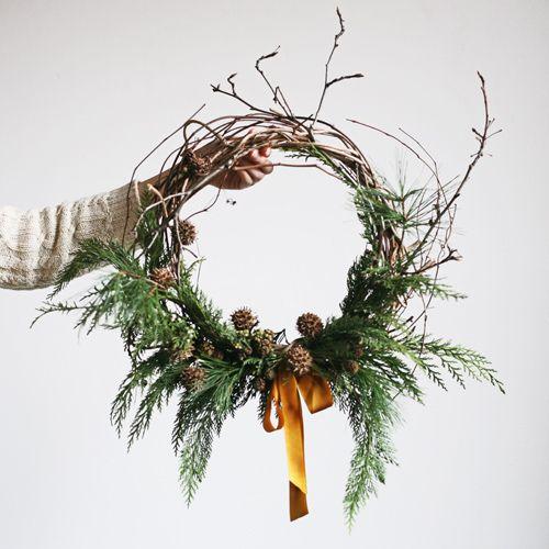 Wreath by Amy Merrick