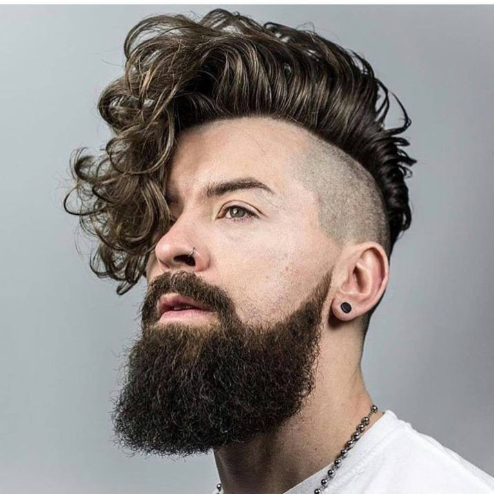 15 Popular Mens Curly Hairstyles And Haircuts Ideas With Images