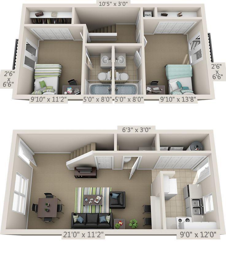 Floor Plans College Park Apartments Floor Plans Apartment Layout Apartment Floor Plans Small House Floor Plans
