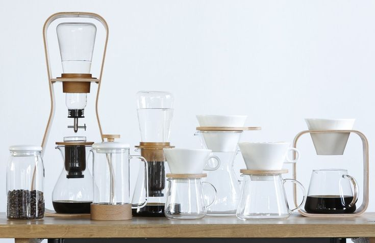 Amazon|iwaki SNOWTOP ウォータードリップ コーヒーサーバー 「Uhuru」 440ml K8635-M|ウォータードリッパー オンライン通販