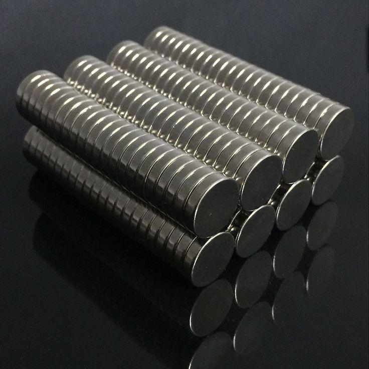 10 pcs 15mm x 2mm Strong Disco Ímãs Poderosos Artesanato Modelos Frigorífico Furar Poderoso Ímã de NdFeB Da Terra Rara LH8s