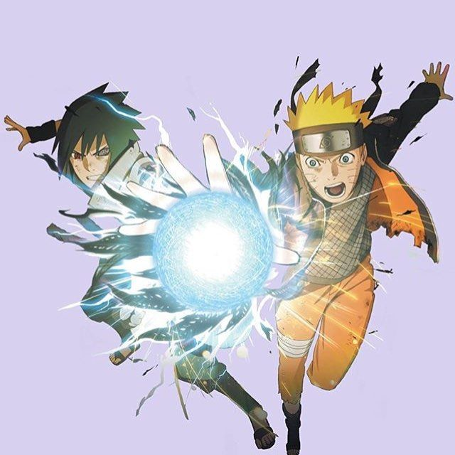 Naruto Rasengan: #goodnight #4thhokage #kushinauzumaki #9tails #boruto