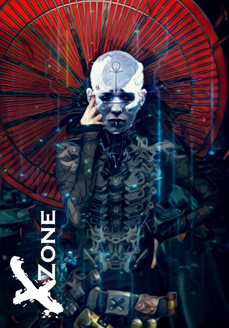 Épinglé par Illégal Magik sur Cyberpunk Création perso