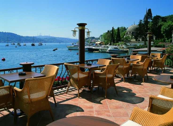 Bebek, Istanbul, Turkey. Been thinking about this place so much lately...must get back.