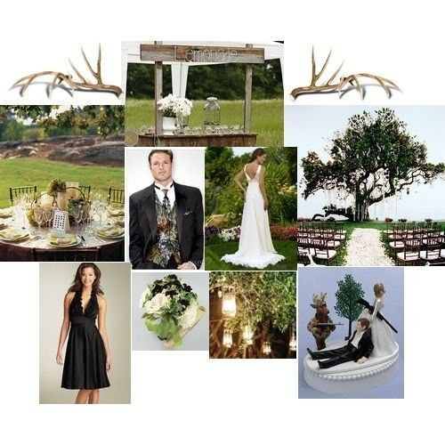 17 Best Images About Camo Wedding Theme Ideas On Pinterest