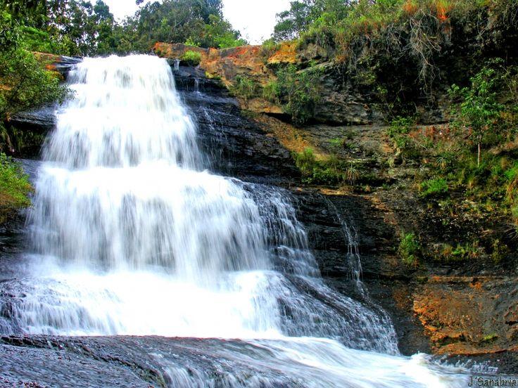 Cascada La Periquera Villa de Leyva