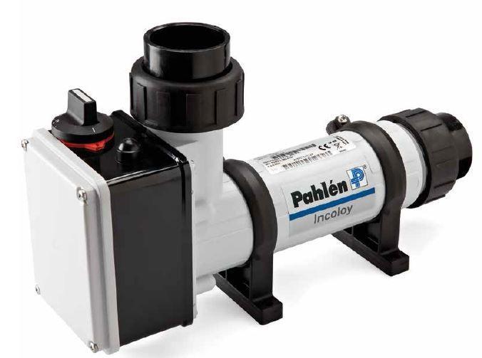 141604-02 Пластиковый электронагреватель для бассейна  Pahlen 15 кВт