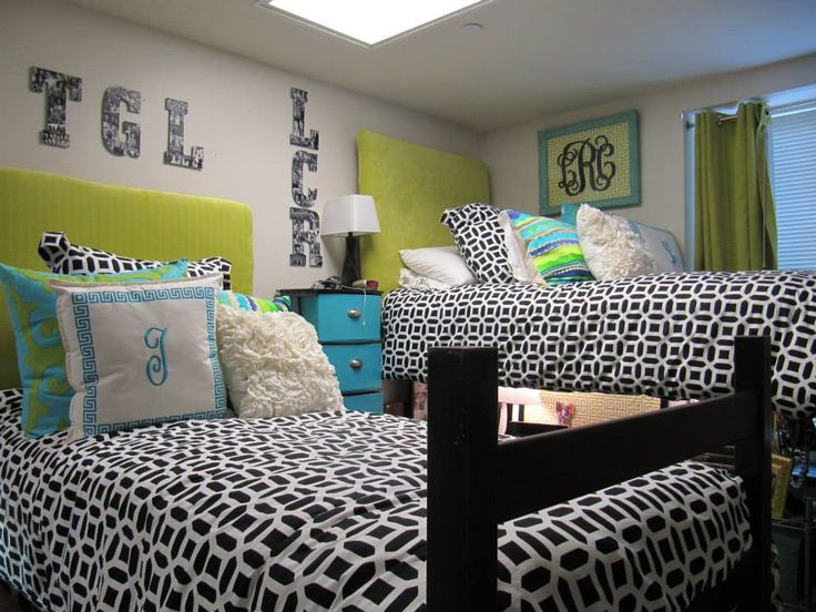Tcu Dorm Room Cutest Room Ever Horned Frogs