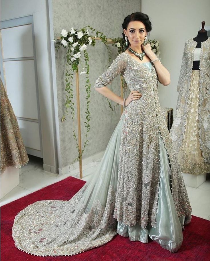 Saira shakira Pakistani couture
