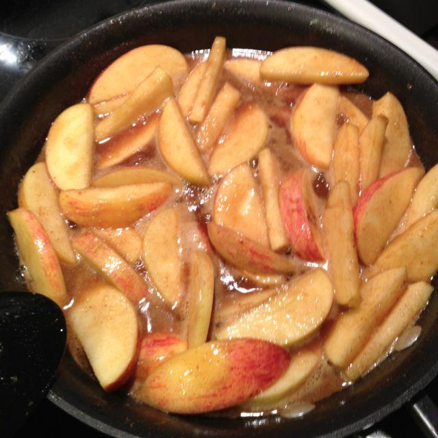 Famous Dave's Drunken Apples recipe | BigOven