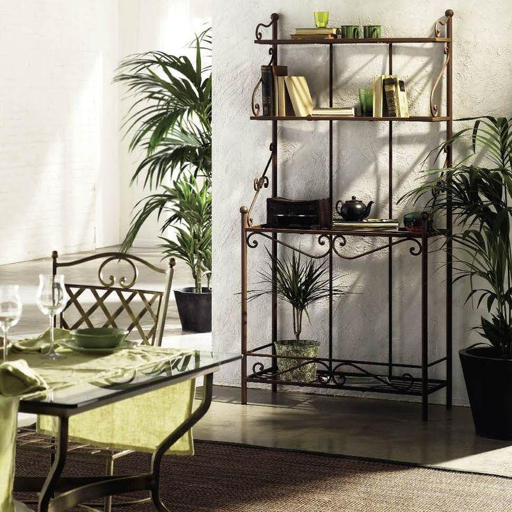 Top 25 best salon fer forg ideas on pinterest for Decoration fenetre en fer