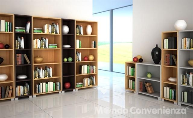 Quadrante complementi e librerie librerie mondo for Libreria mondo convenienza