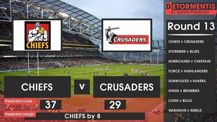 Super Rugby Round 13 score predictions for this weekend | Superbru Predi...