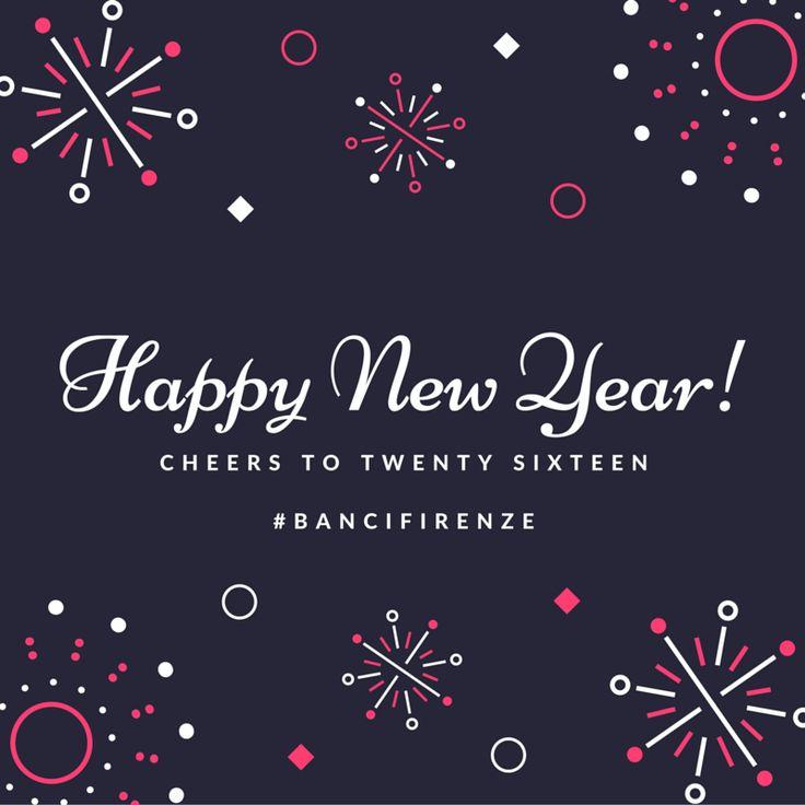 HAPPY NEW YEARS! #bancilampadari #2016 #newyears