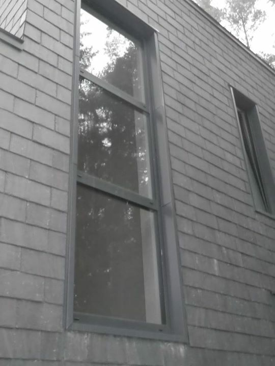 Roofing Slate Welsh Slate Cwt y Bugail wall cladding