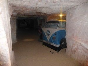 Riba's Underground Camping in Coober Pedy, south Australia! On the way to Uluru/Ayers Rock. Read more about our 12 day trip... http://wickedwalkabout.com.au/melbourne-to-uluru-school-holidays/