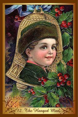 The Christmas Tarot by Corrine Kenner
