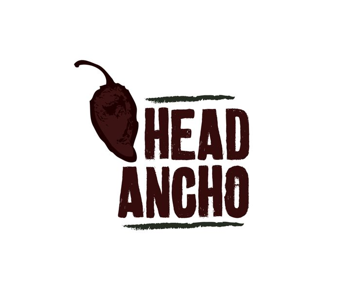 Head Ancho Logo Design by stephanielok
