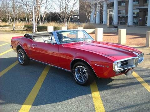 1967 Pontiac Firebird For Sale - Carsforsale.com