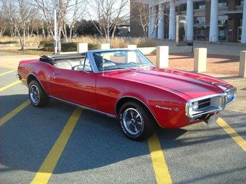1967 Pontiac Firebird For Sale - Carsforsale.com
