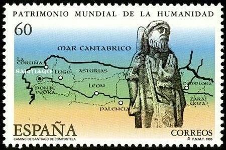 3391.Camino de Santiago.