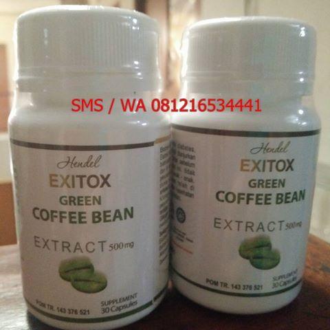 Exitox Green Coffee Bean Asli 30 Kapsul Mempunyai tubuh yang langsing dan juga ideal merupakan dambaan setiap orang terutama bagi kalangan wanita. Banyak sekali faktor yang menyebabkan wanita serin…