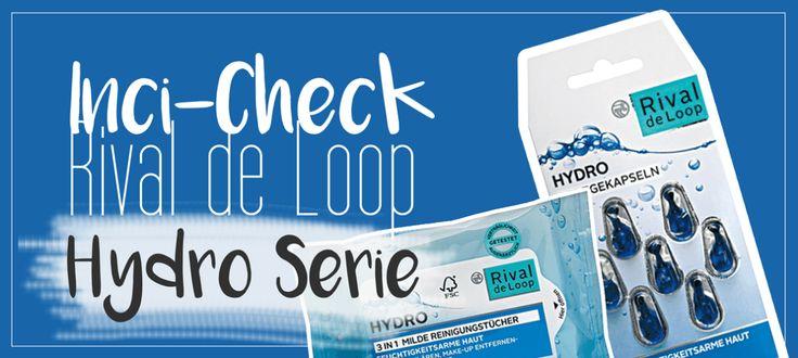 Endlich ist es wieder so weit! Es gibt einen neuen Inci-Check! Diesmal unter der Lupe: die Rival de Loop Hydro Reihe. Günstig sind die Produkte allemal, aber wie mild ist deren Zusammensetzung? Tag…