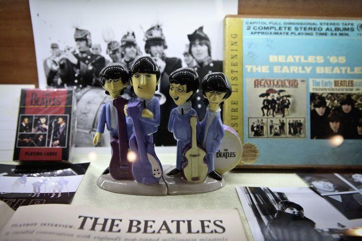 Beatles múzeum Egerben