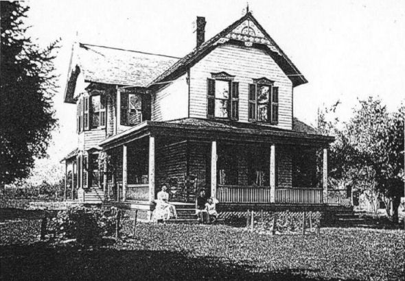 Farmhouse Of The 1890 39 S Google Search Settlers Of West