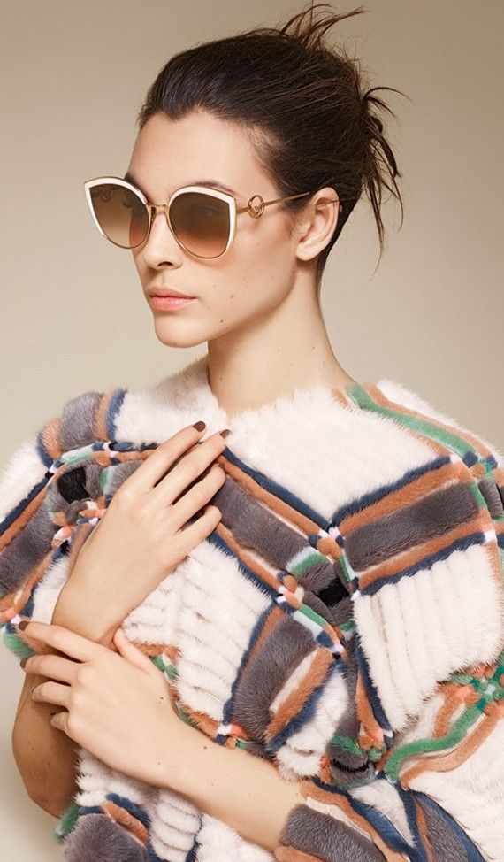 2e4b185d212a Oversize cat-eye F is Fendi sunglasses