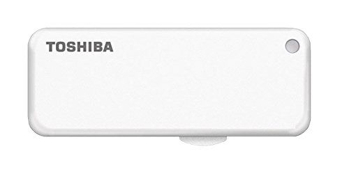 awesome Toshiba U203 - Tarjeta de memoria (De plástico, 0 - 50 °C, -20 - 60 °C, USB) color blanco