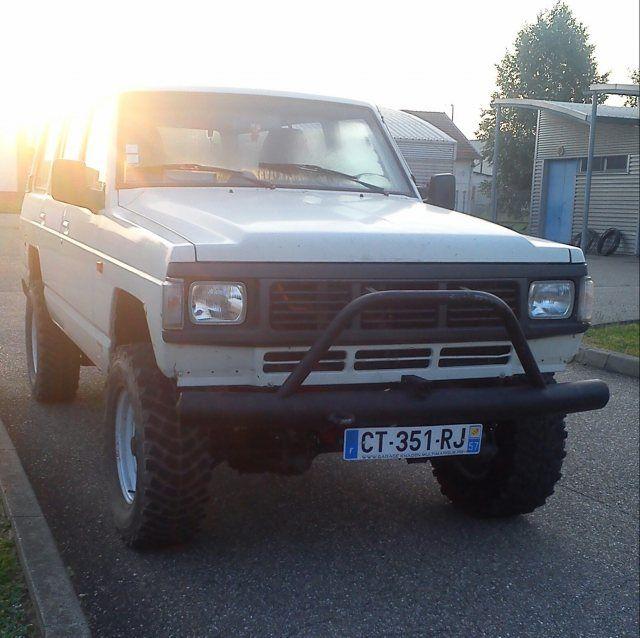 My 4x4: 1991 Nissan Patrol 260