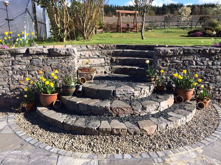25 marvelous garden landscaping ideas scotland for Garden design ideas scotland
