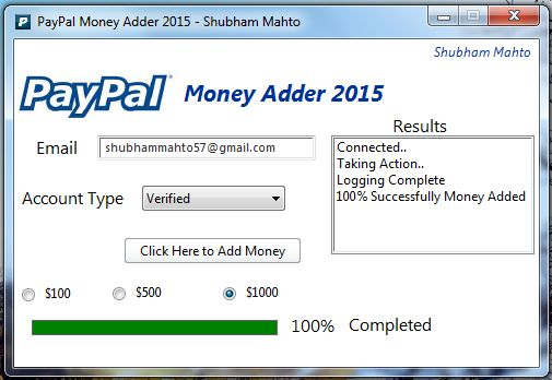 What is the true purpose of Free PayPal Money Adders?
