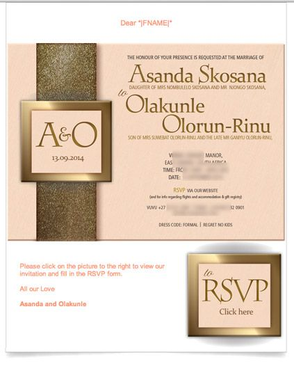 17 best Portfolio Wedding e-invitations, emailers, wedsites and - email invitations