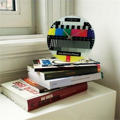 Duvar Saati Testpage Küçük - 89 TL l #duvarsaati #renkli #dekorasyon